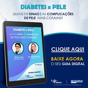 Banner diabetes x pele