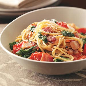 spagetti tomatoes