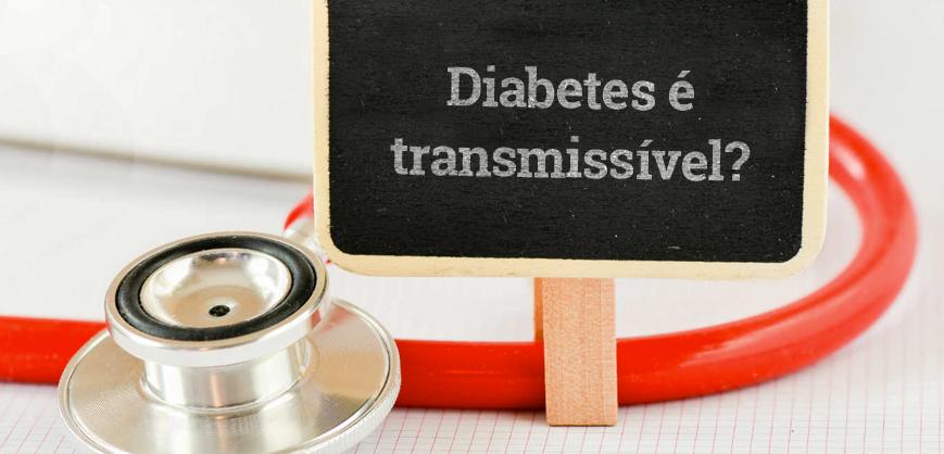 Descubra se diabetes é contagioso Clube do Diabetes