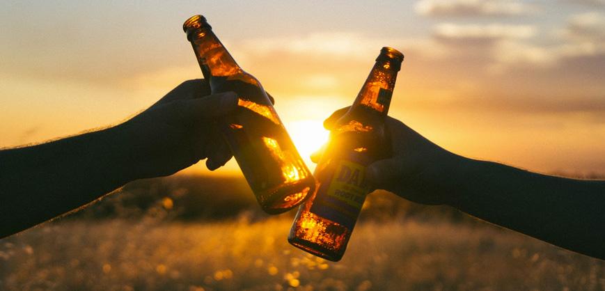 Cerveja especial Clube do Diabetes