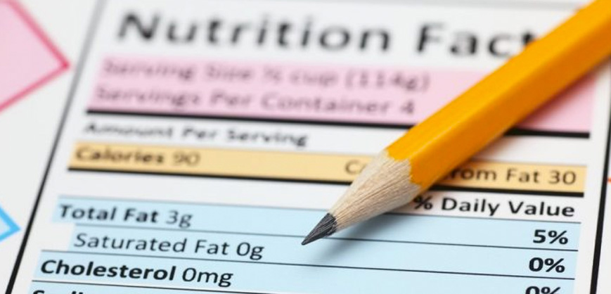 Rótulos Nutricionais Clube do Diabetes