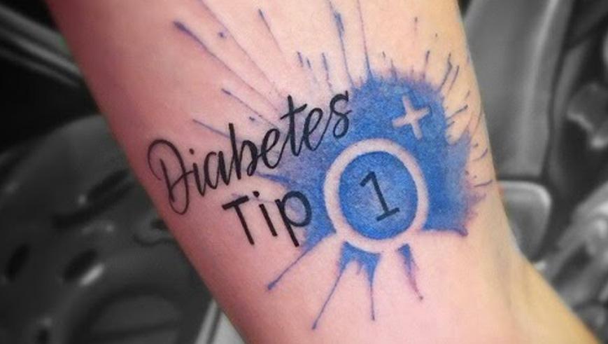 Inspiração para tatuagem diabetes tipo 1 Clube do Diabetes