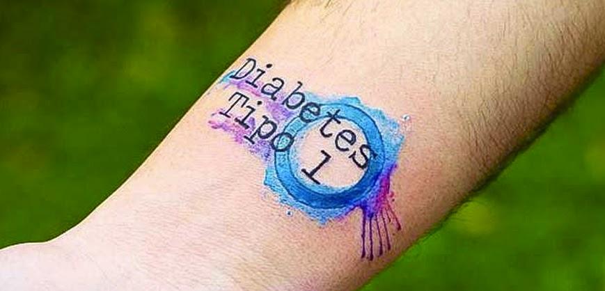 Diabetes e tatuagem Clube do Diabetes